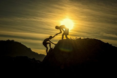 Mutlu olmanın en güzel yolu: Yardımlaşma