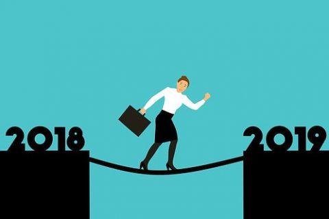 2018'i Geride Bırakırken