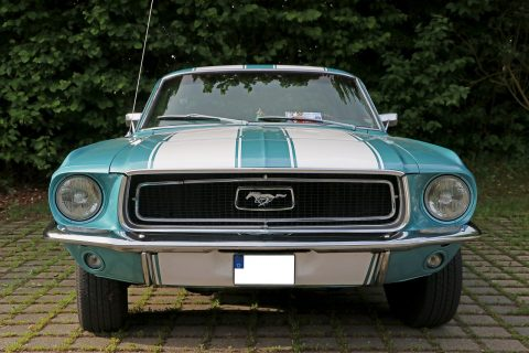 Efsane Araba: Ford Mustang