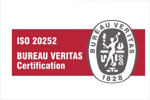 Kalitemizi Belgeledik: ISO:20252